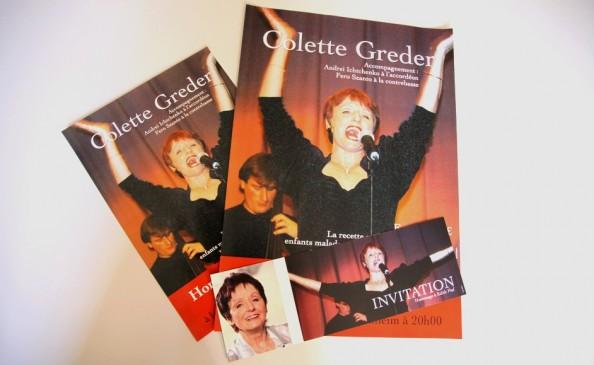 Colette Greder