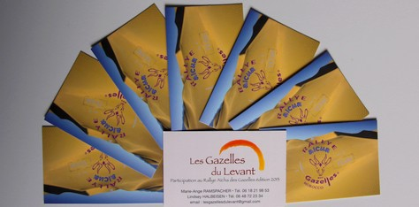 Le Rallye Aïcha des Gazelles du Maroc