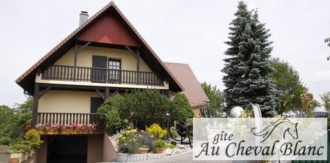 Gite Au Cheval Blanc
