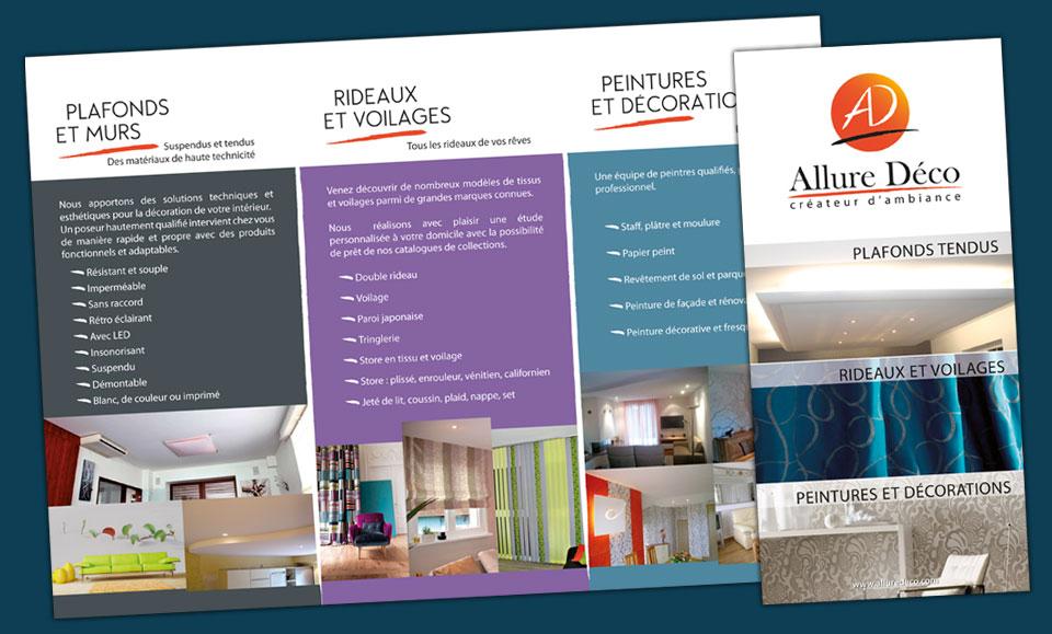 Allure Déco « Agence de communication et site internet à St-Louis ... a3f8006bec64