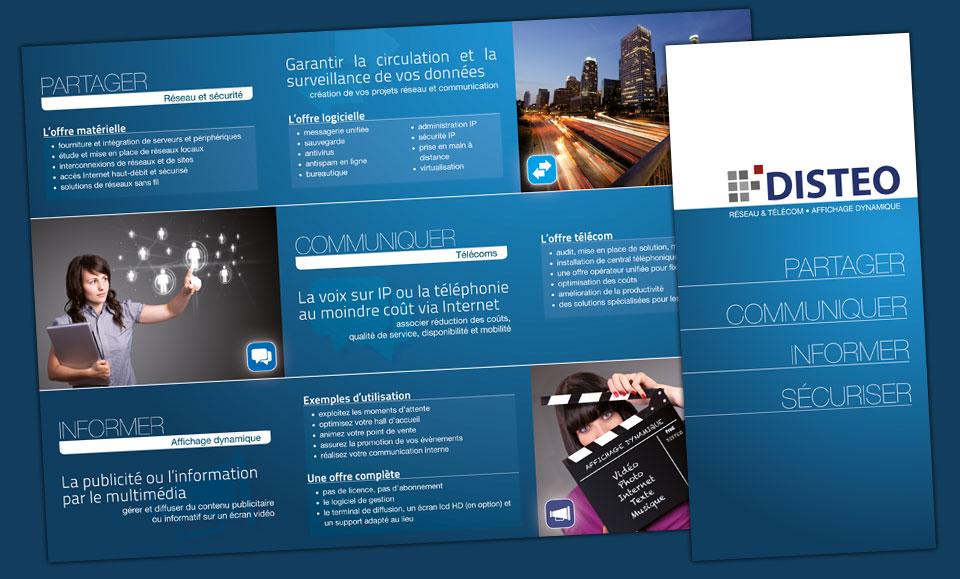 DISTEO « Agence de communication et site internet à St-Louis, Saint ... 67cfc6335911