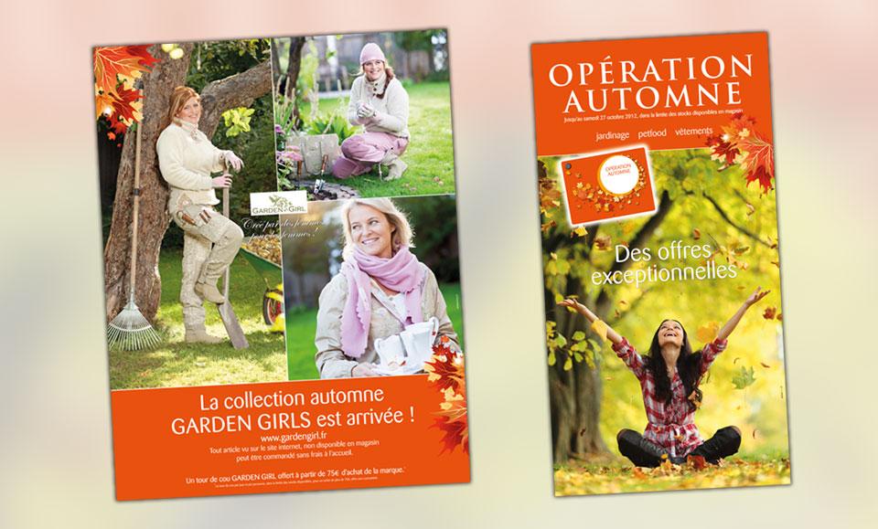 Jardinerie fuchs villaverde agence de communication et for Site de jardinerie en ligne