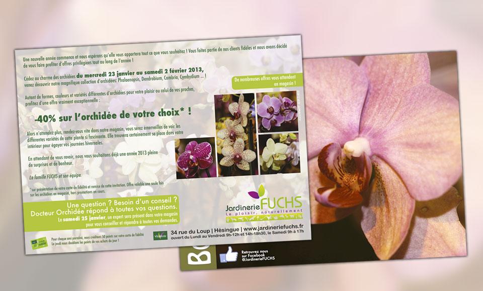 Jardinerie fuchs villaverde agence de communication et for Jardinerie internet