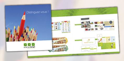 Nouvelle brochure