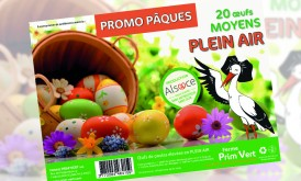 Prim'Vert pour Pâques